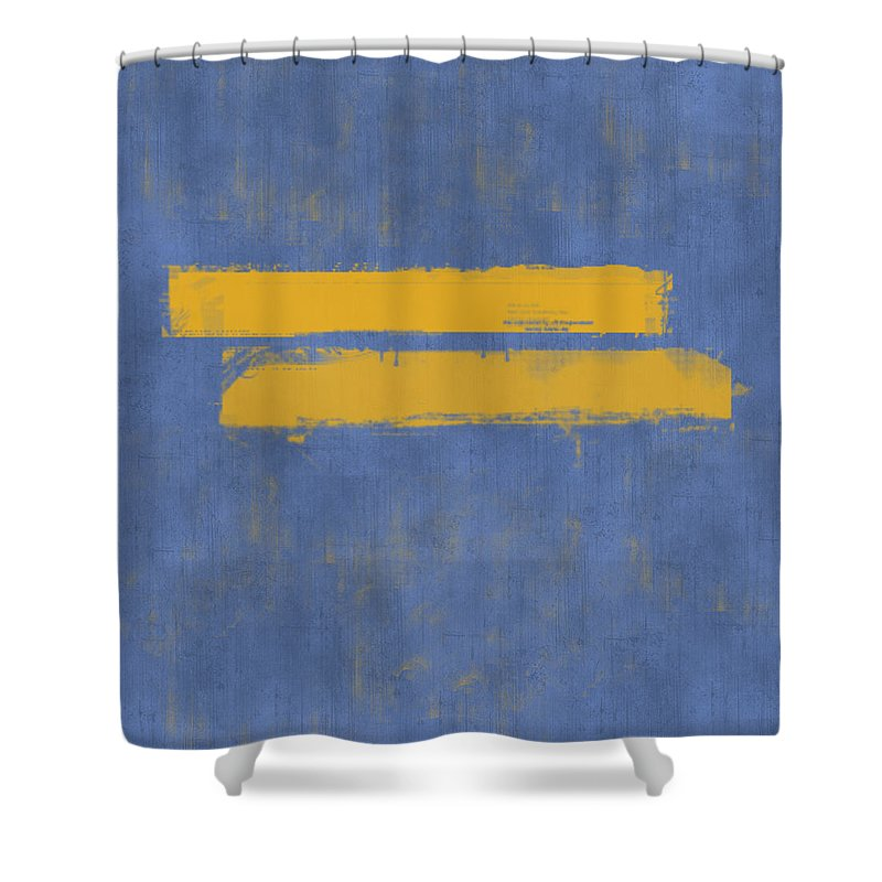 Expressionism Shower Curtains