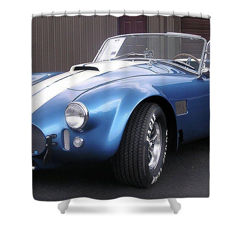 Erfan Taghavi Cars Shower Curtain featuring the digital art Erfan Taghavi One Of My Favorite Pics by Lotof Hobbies