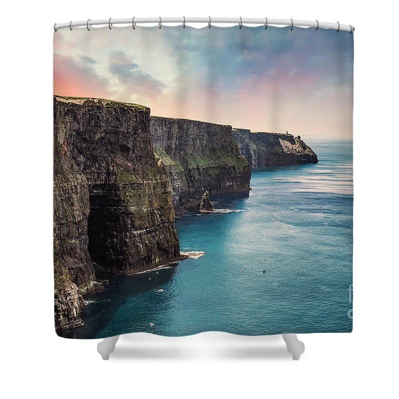 Kremsdorf Shower Curtain featuring the photograph Everlasting by Evelina Kremsdorf