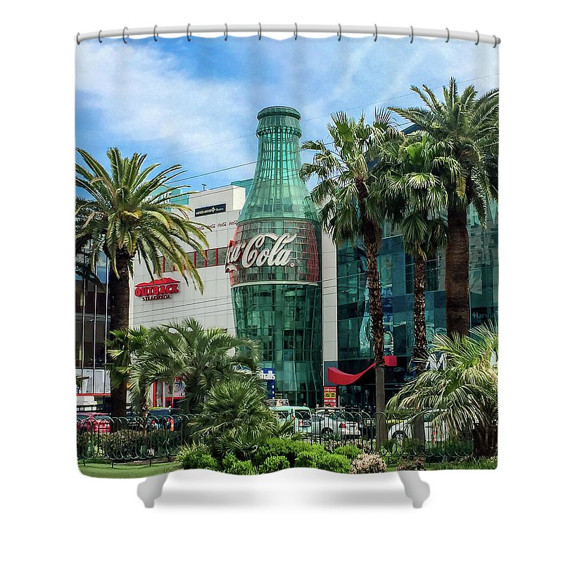 Everything coca cola shower curtain for sale by debra martz - Bathroom coca cola shower curtain ...