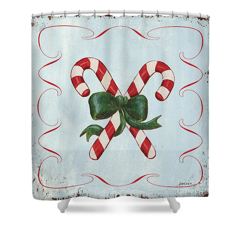 Ribbon Candy Shower Curtains