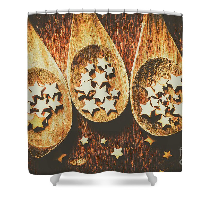 Food Shower Curtain Featuring The Photograph Judging Competition By Jorgo Photography