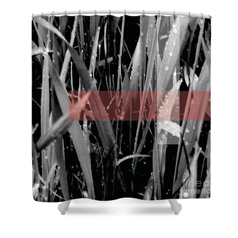 Jamie Lynn Gabrich Shower Curtain featuring the photograph Forlorn by Jamie Lynn