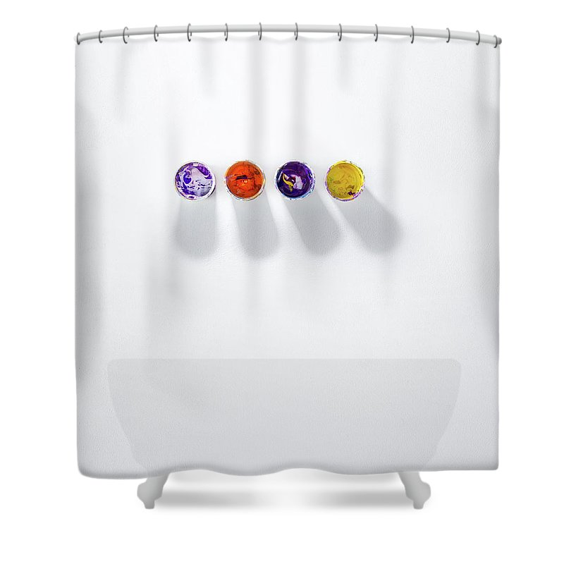 Container Shower Curtains