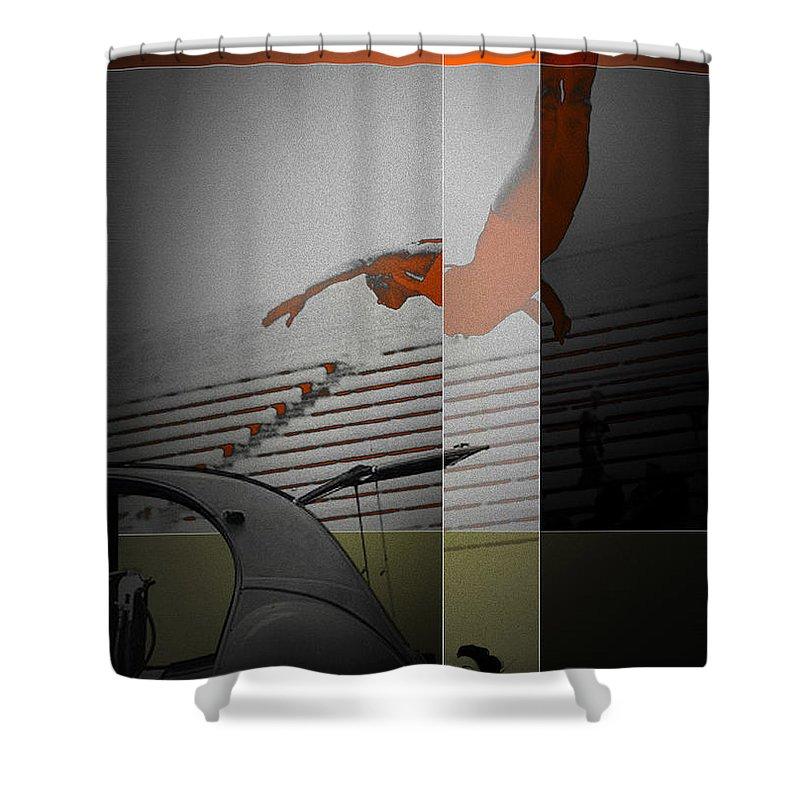 Sportsman Shower Curtains