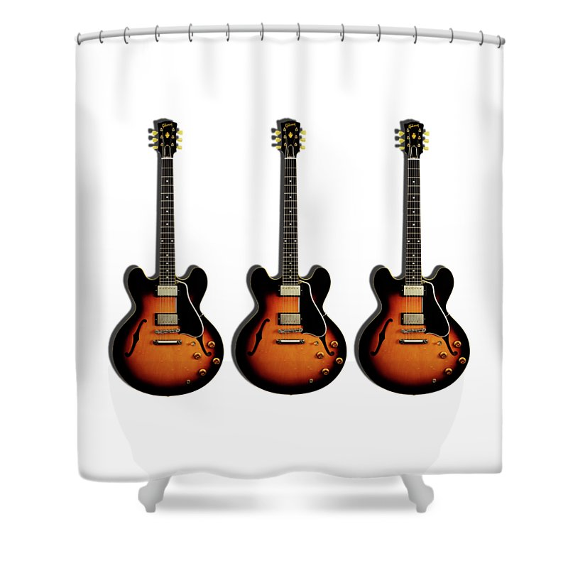 Jazz Shower Curtains