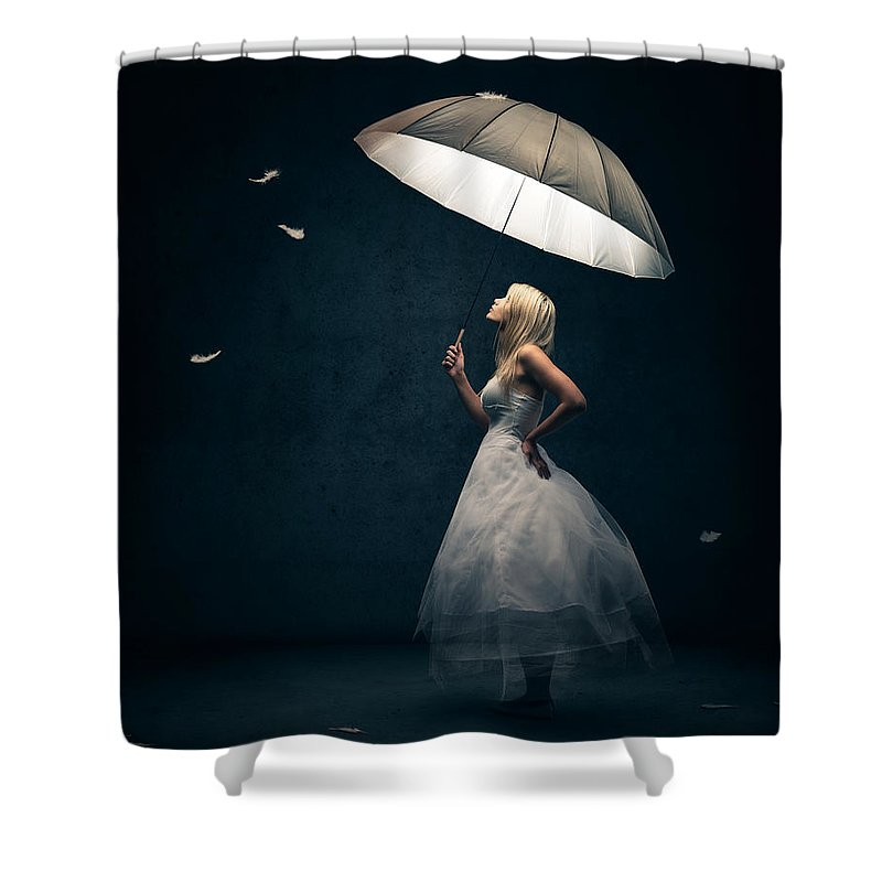 Umbrella Shower Curtains