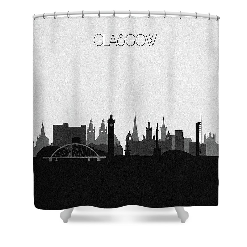 Visit Scotland Shower Curtains