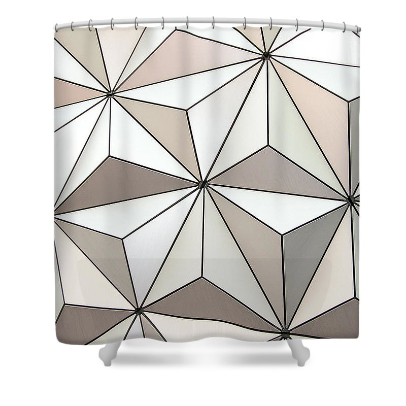 Globe Shower Curtain featuring the photograph Globe by Are Lund