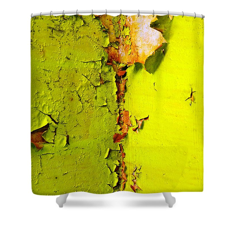 Skip Hunt Shower Curtain featuring the photograph Going Green by Skip Hunt