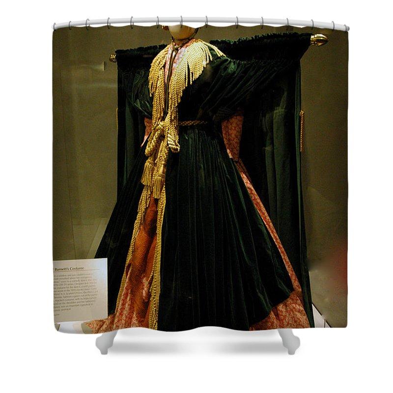 Gone With The Wind Carol Burnett Shower Curtain For Sale By Leeann