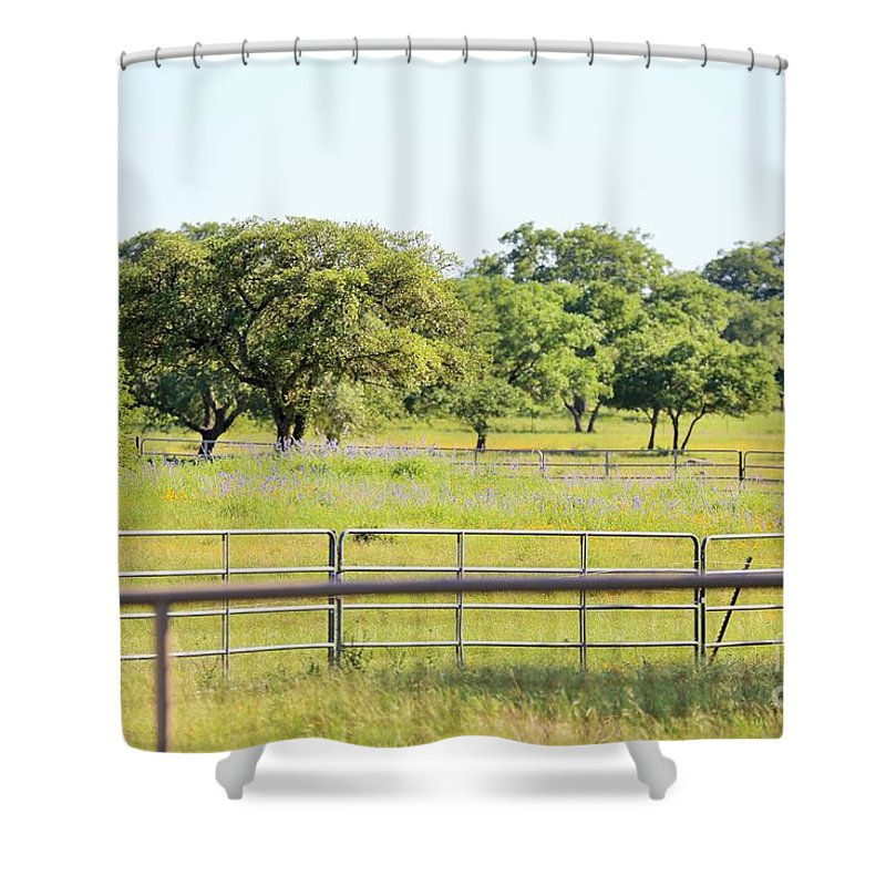 Shower Curtain featuring the photograph Good Start by Jeff Downs