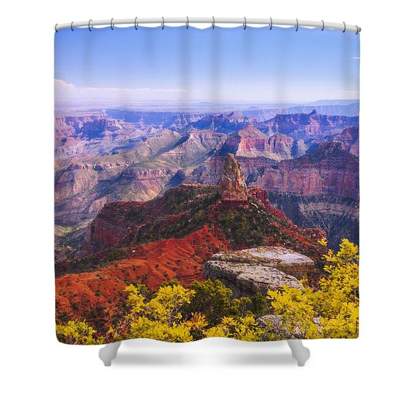 North Rim Photographs Shower Curtains