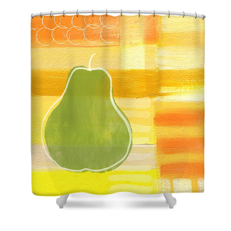 Pears Shower Curtains