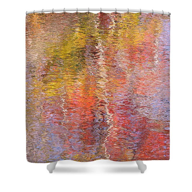 Abstract Shower Curtain featuring the photograph Life Is But A Dream by Sybil Staples