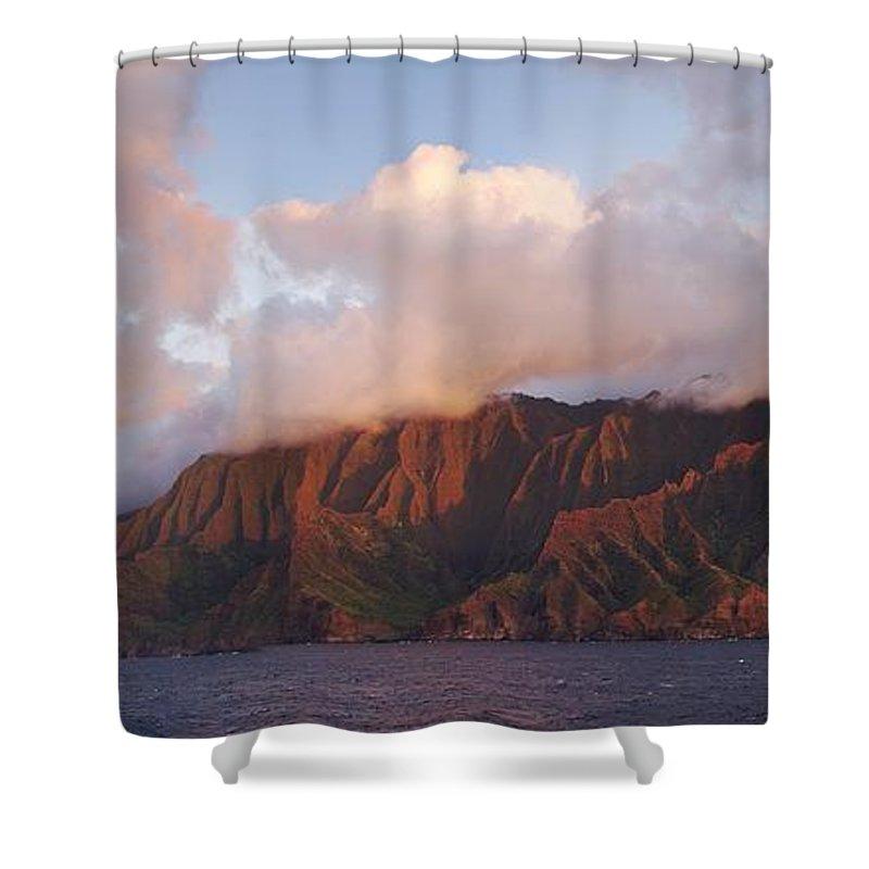 Hawaii Shower Curtain featuring the photograph Hawaii by Heather Coen