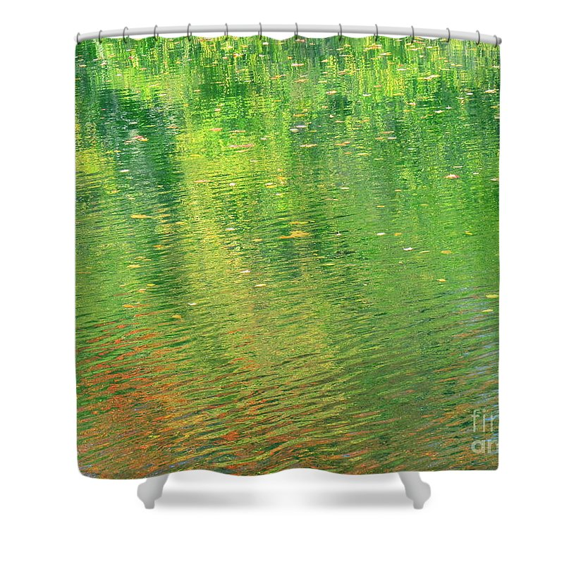 Water Shower Curtain featuring the photograph Healing In All Forms by Sybil Staples
