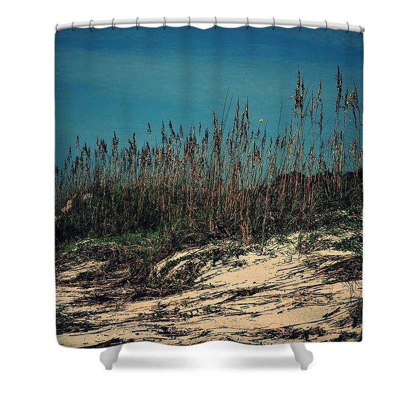 Beach Shower Curtain featuring the photograph Hilton Head Island by Petra Pechova