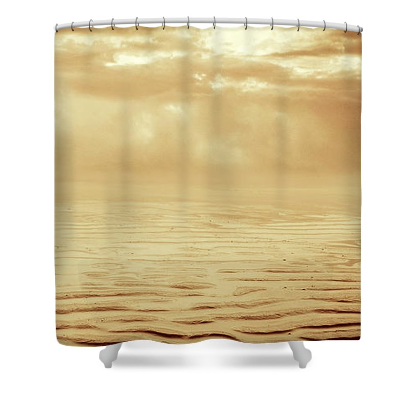 Dipasquale Shower Curtain featuring the photograph Illusion Never Changed Into Something Real by Dana DiPasquale