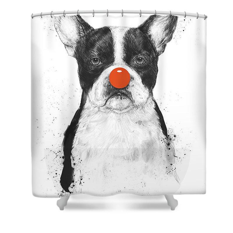 Clown Shower Curtains