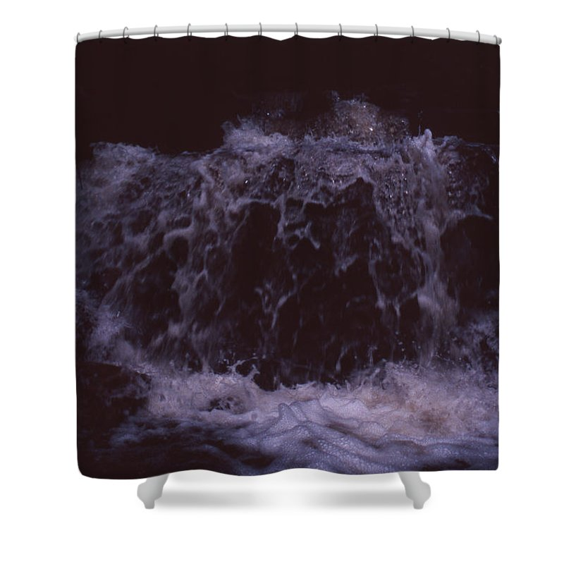 Bahia Shower Curtain featuring the photograph In A Bahian Waterfall by Patrick Klauss