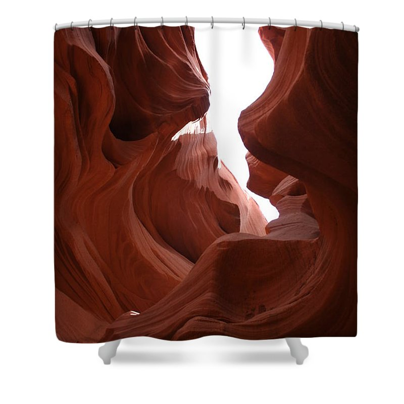 Stones Shower Curtain featuring the photograph Incidence Of Light by Christiane Schulze Art And Photography