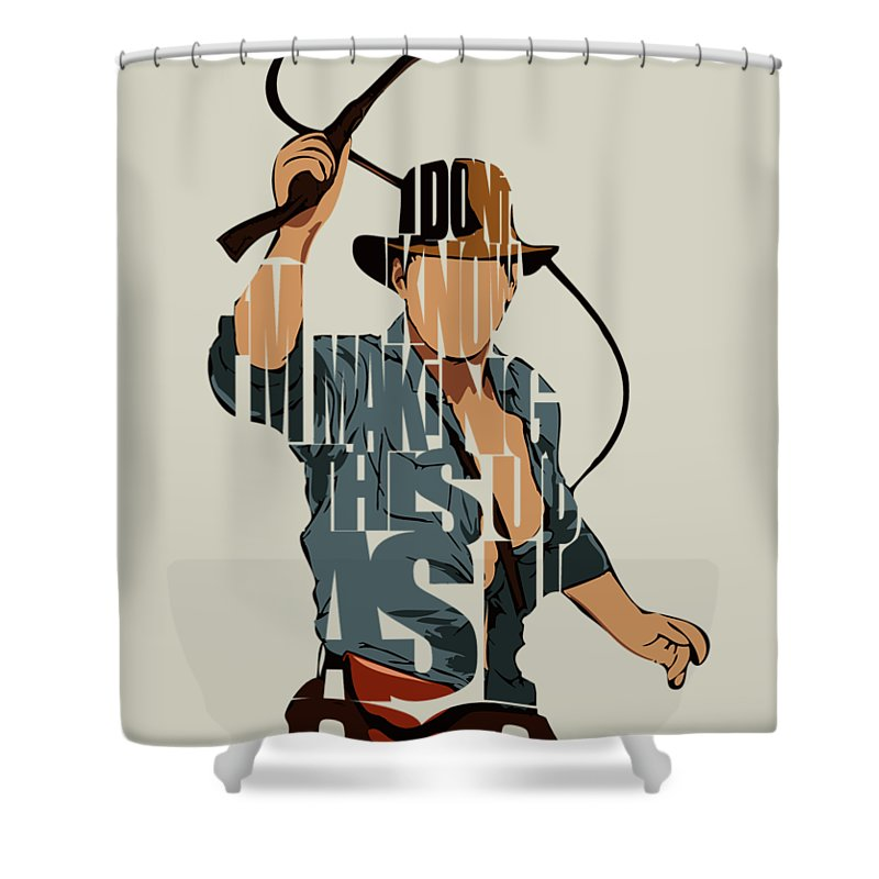 Indiana Shower Curtains
