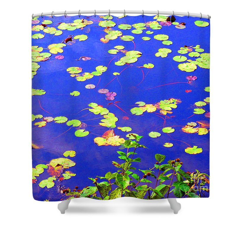 Water Shower Curtain featuring the photograph Innocence by Sybil Staples