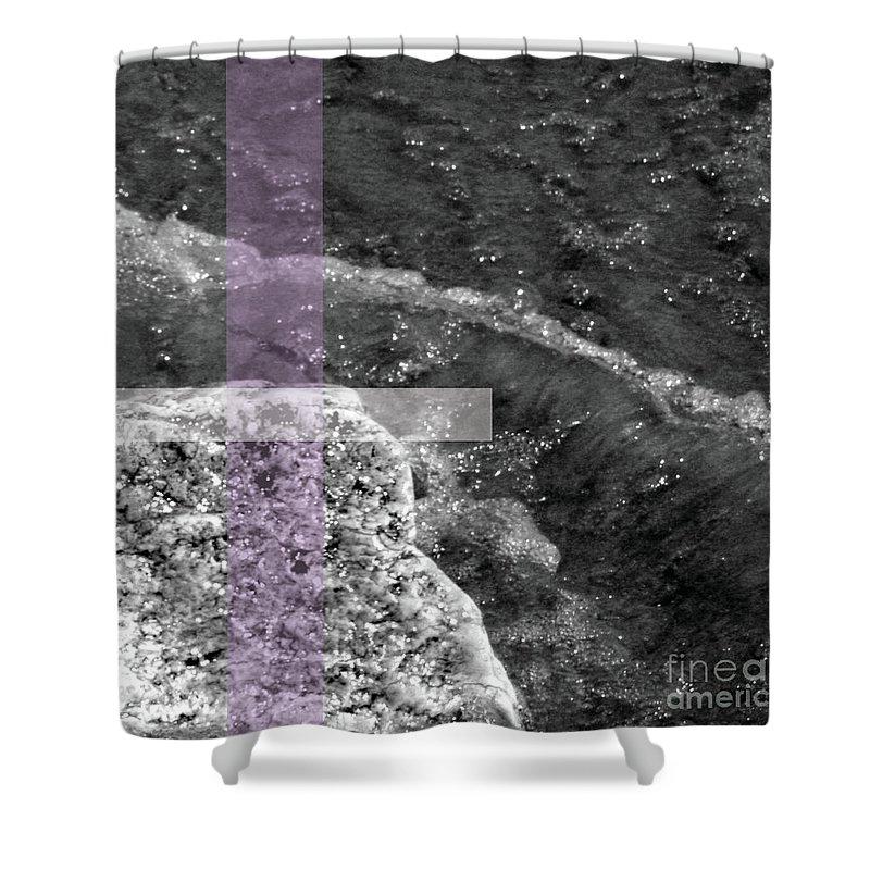 Jamie Lynn Gabrich Shower Curtain featuring the photograph Inspire by Jamie Lynn