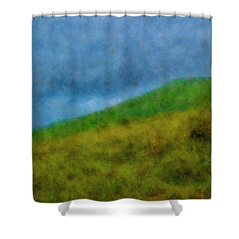 Ireland Shower Curtain featuring the photograph Ireland #g1 by Leif Sohlman