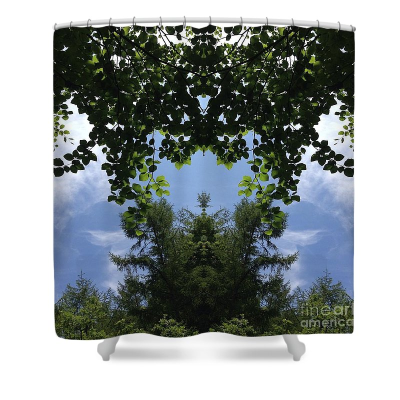 Nature Shower Curtain featuring the photograph Jamie...??? by Xabi Lobo
