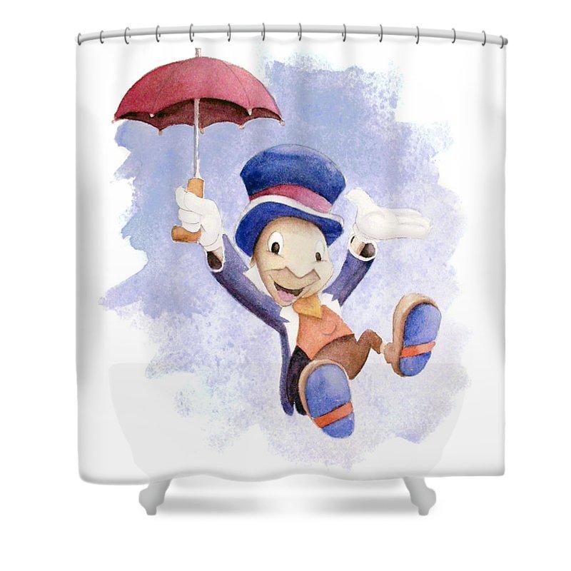 Cricket Shower Curtains