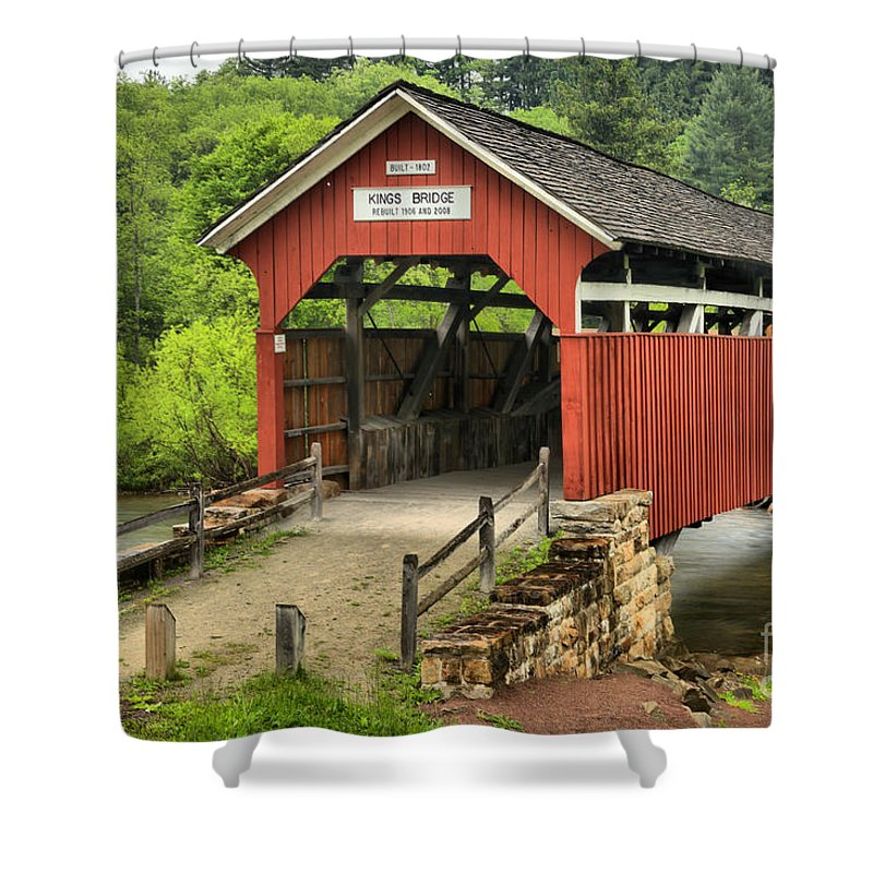 Somerset County Shower Curtains