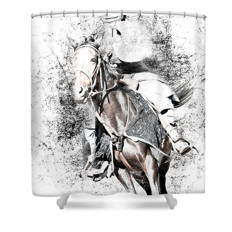 Knight Shower Curtain featuring the photograph Knight In Armor by Athena Mckinzie