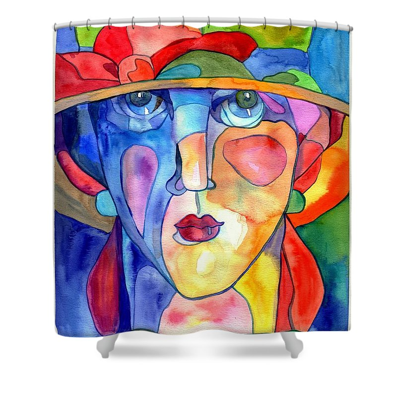 Pablo Picasso Cubism Shower Curtains