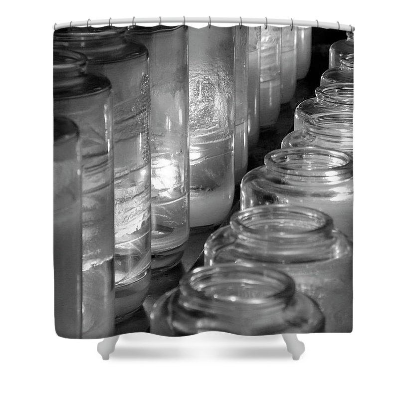 Church Shower Curtain featuring the photograph Last Hopes by Shannon Turek