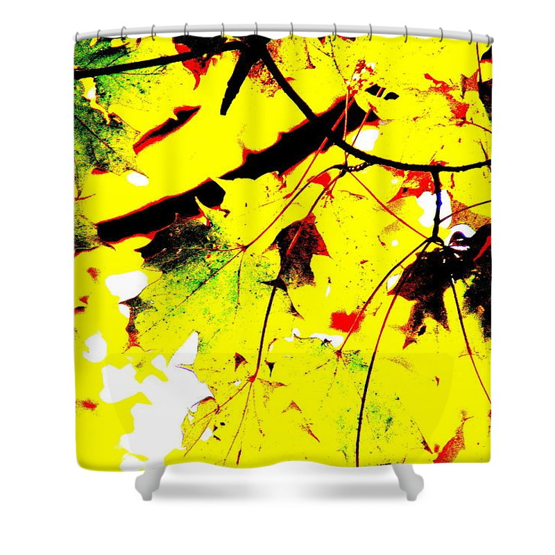 Lemonade Shower Curtain featuring the photograph Lemonade by Ed Smith