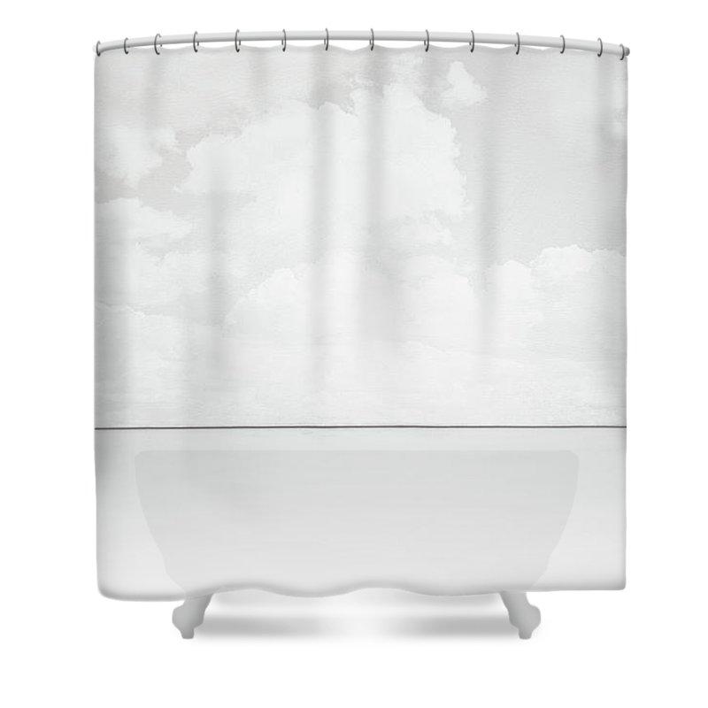 Expanse Shower Curtains
