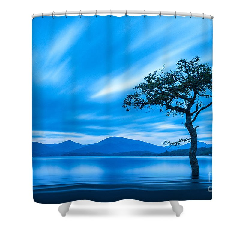 October Shower Curtains
