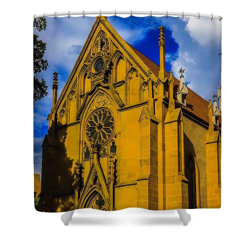 Loretto Chapel Shower Curtains