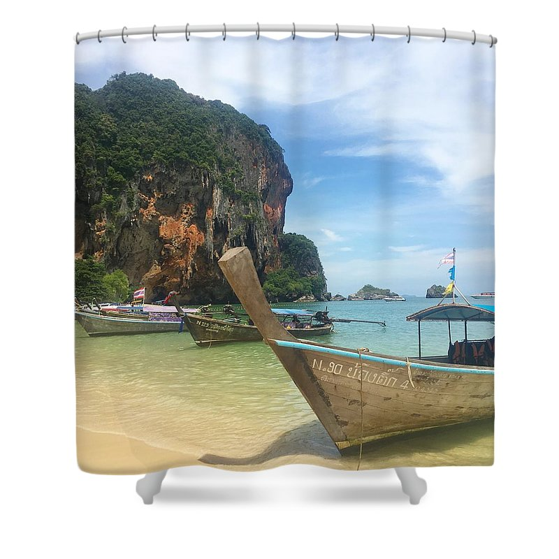 Travelling Shower Curtains