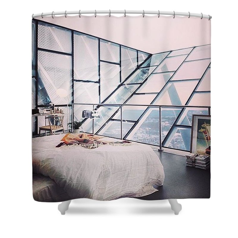 Beautiful Shower Curtain featuring the photograph Home Cute by Andy Bucaille
