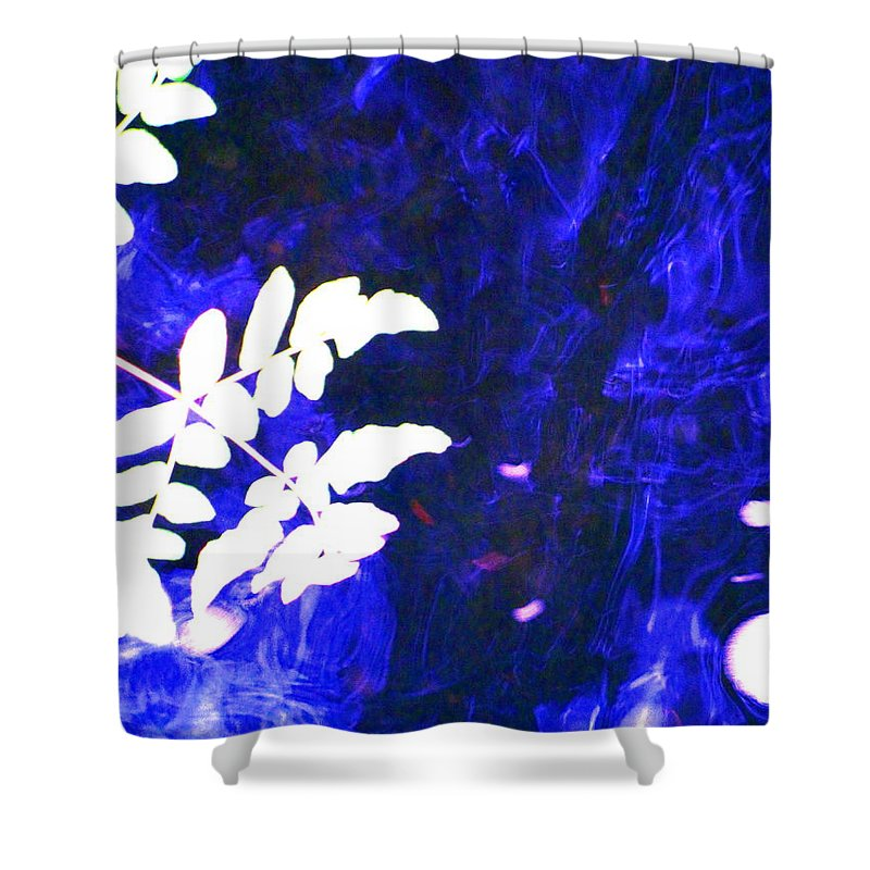 Water Art Shower Curtain featuring the photograph Lucid Dreaming by Sybil Staples