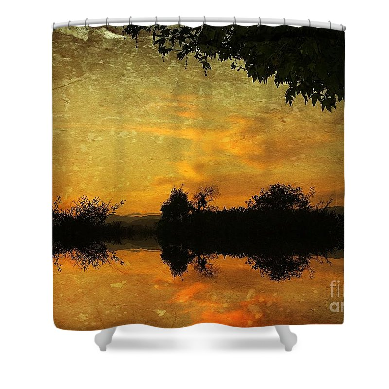 500 Views Shower Curtain featuring the photograph March Madness by Jenny Revitz Soper