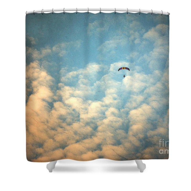 Person Shower Curtain featuring the photograph May 24 2010 by Tara Turner