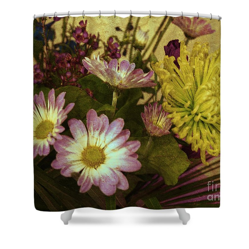 Flowers Shower Curtain featuring the photograph May 31 2010 by Tara Turner