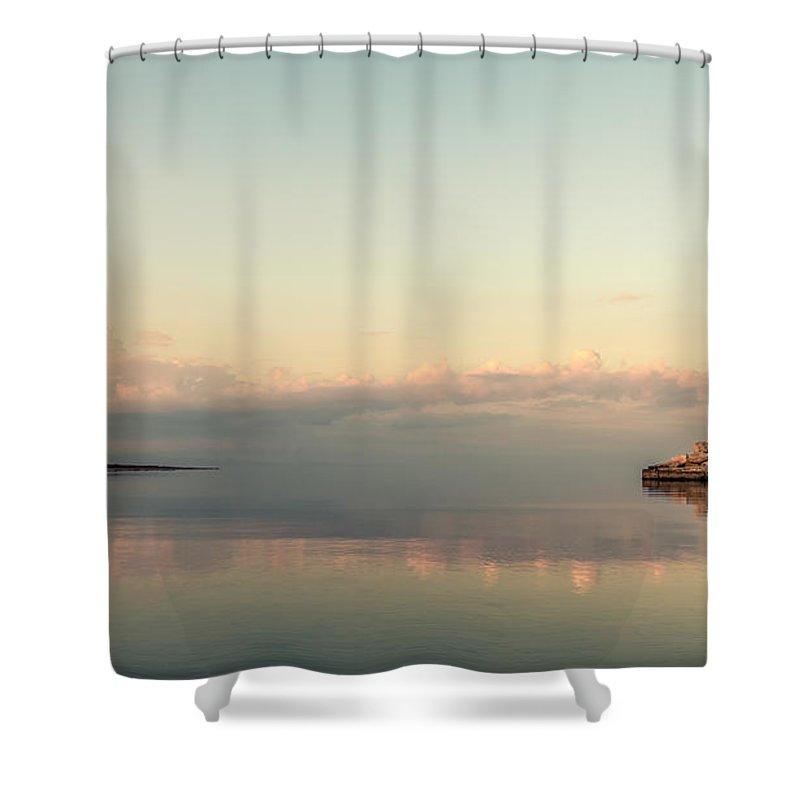 Peloponnese Shower Curtains