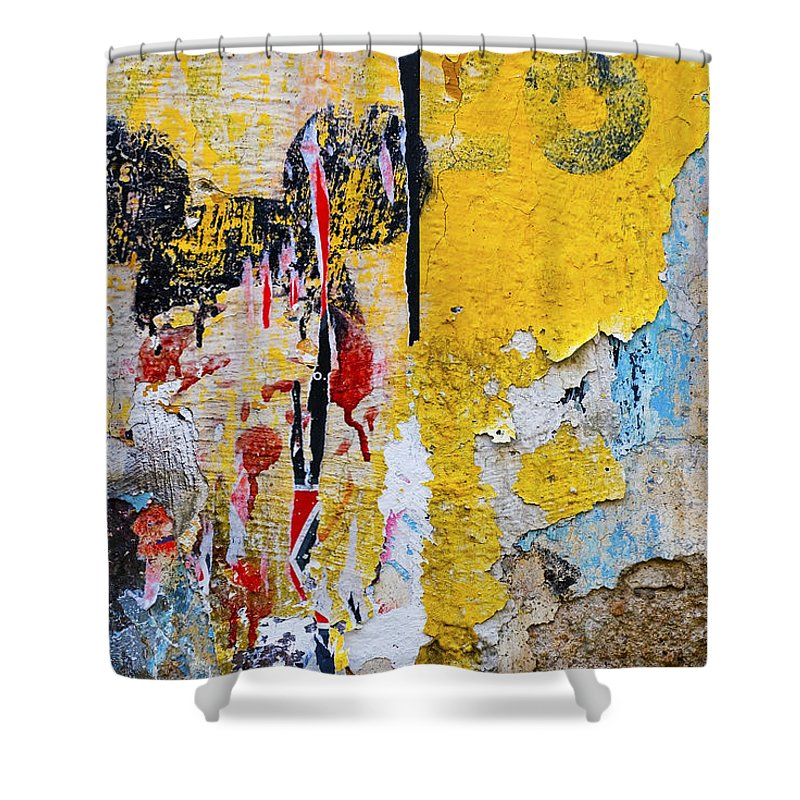 Mickey Mouse Shower Curtain featuring the photograph Mickeys Nightmare by Skip Hunt