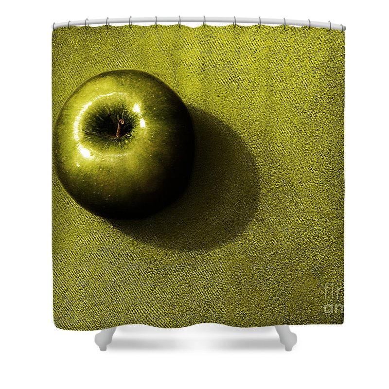 Apple Shower Curtains