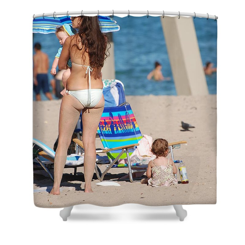 Mother Shower Curtain featuring the photograph Mother by Rob Hans